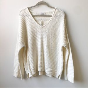 Madewell Knit Sweater